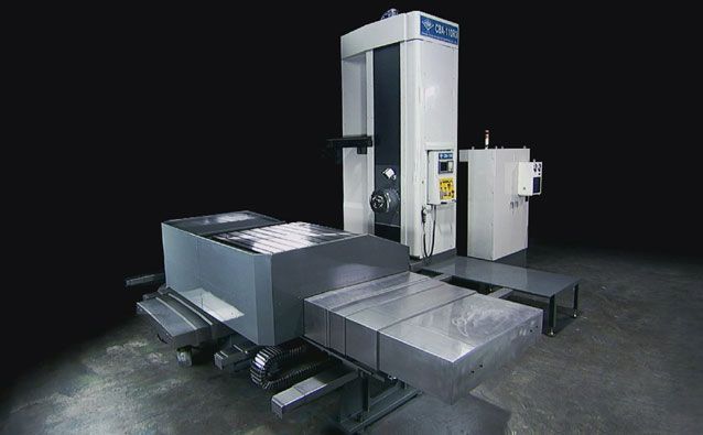 Cnc Bed Type Milling Machine Machine Tool Sources Hd Video