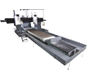 Super Two Heads Precision Double Column Slideway And Surface Grinder